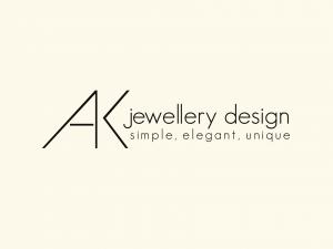 AK Jewellery Logo - Collective.Digital Client