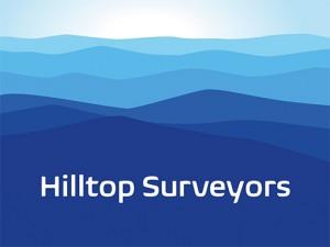 Hilltop Surveyors Logo designed by Collective Creative