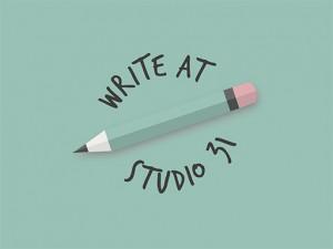 write at studio 31 logo
