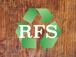 RFS logo by collective