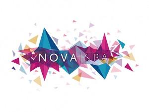 Nova spa logo design by collective