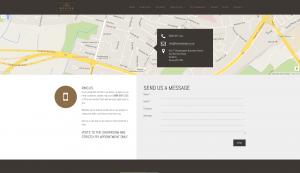 Brayer website design and build