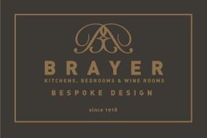 Brayer logo design