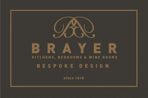 Brayer logo design