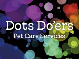 Dots Doers Pet Care Services Logo