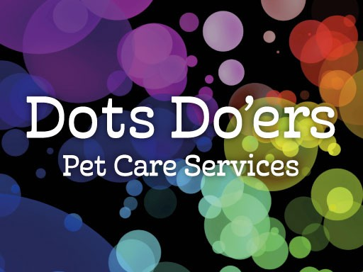 Dots Doers Pet Care Services Logo