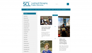 SCL News archive webpage