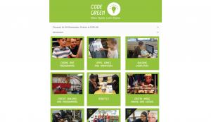 SCL Code Green Microsite