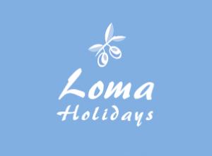 Loma Holidays logo