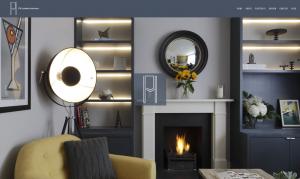 PH London Homepage Redesign Screenshot
