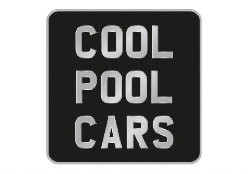 Cool Pool Cars logo