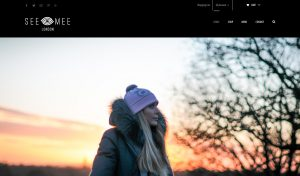 Seemee London home page