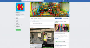 Kidabulous social media - facebook